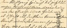 Brief Ida Schmiele vom 3.8.1915 (Seite 1/2)